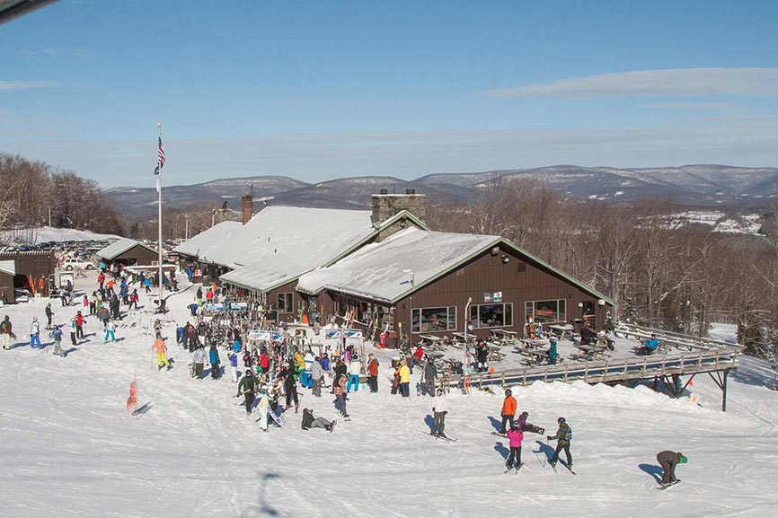 Belleayre Mtn Lodge